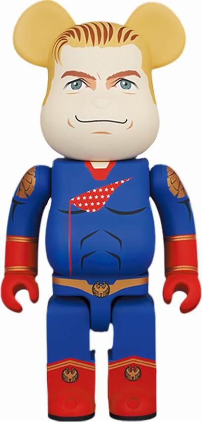 Homelander Collectible Toy Rbrick Sideshow Medicom