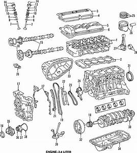 Genuine Oem Engine Parts Parts For 1991 Toyota Previa Dx