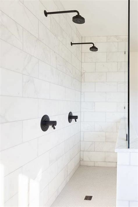 his and shower his and shower heads design ideas