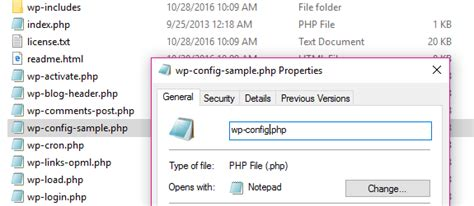 Editing Your Wordpress Wp-config File