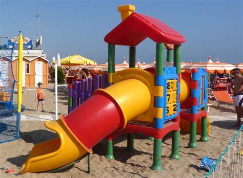 Spiaggia Per Bambini, Con Piscina  Spiaggia 91 Riccione