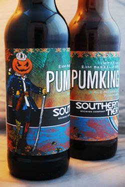 southern tier rum barrel aged pumking