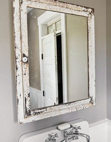 Bathroom Mirror Vintage by This Vintage Mirrored Medicine Cabinet Can Be An Eclectic