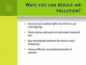Ways to prevent water pollution essay