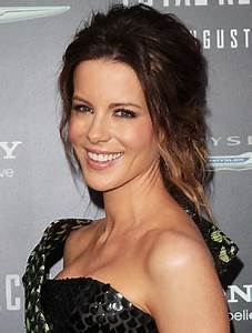 Kate Beckinsale's Tousled Updo: Try It This Weekend | InStyle