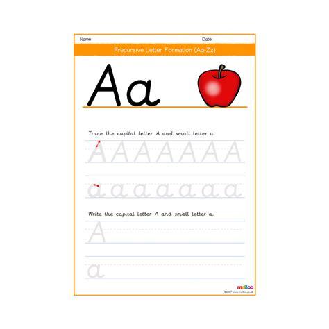 letter formation eyfs ks worksheets