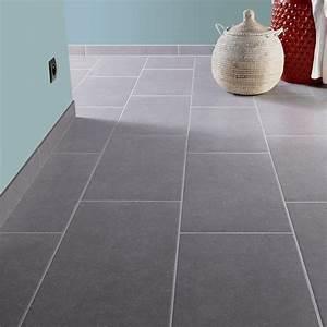 carrelage gris clair 30 x 30 With carrelage adhesif salle de bain avec dalle led 60x60 castorama