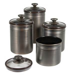kitchen flour canisters 4 brushed bronze kitchen canisters seal lids 4 sizes flour sugar organize ebay