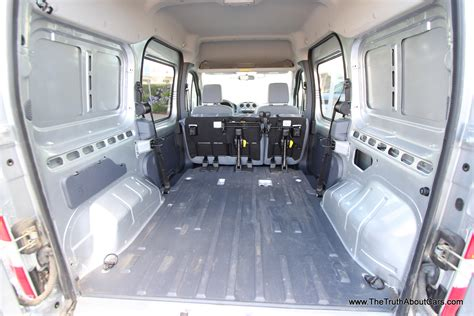 2012 Ford Transit Connect, Interior, dashboard