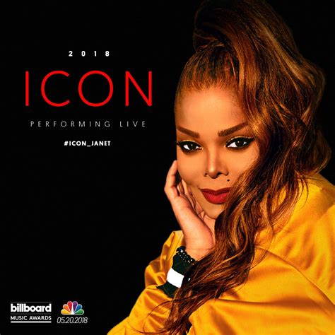 Janet Jackson To Receive Icon Award At The 2018 Billboard