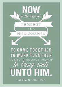 54 best images about Inspiring Quotes on Missionary Work ...