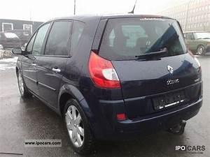 Renault Scenic 2007 : 2007 renault scenic 1 9 dci fap exception 16 9 navigation car photo and specs ~ Gottalentnigeria.com Avis de Voitures