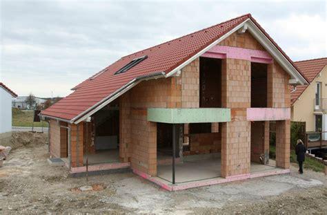 Architektenhaus In Massivbauweise Nach Kfw70standard