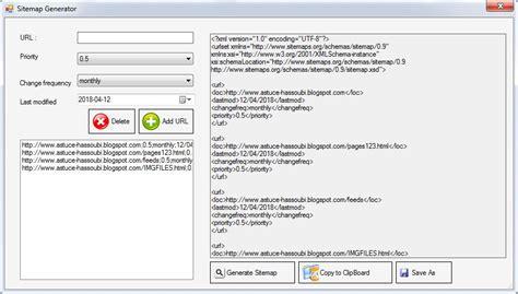 Html Meta Tags Sitemap Generator Codester