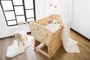 Baby Wiege Bett : babywiege die holzartikel manufaktur ~ Michelbontemps.com Haus und Dekorationen