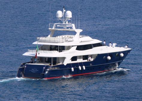 Blue Eye 2 Charter Boat by Yacht Blue Baglietto Charterworld Luxury