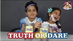 TRUTH OR DARE CHALLENGE: Challenges For Kids/ 4 Kids Toy ...