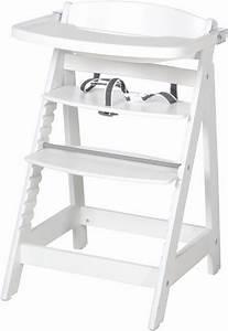 Hochstuhl Holz Weiß : roba hochstuhl treppenhochstuhl sit up fun wei aus holz online kaufen otto ~ Watch28wear.com Haus und Dekorationen