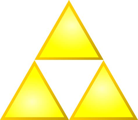 Triforce L by Triforce The Legend Of Wikip 233 Dia