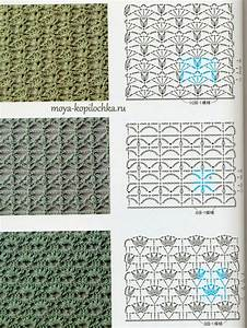 1000  Images About Puntadas A Crochet On Pinterest