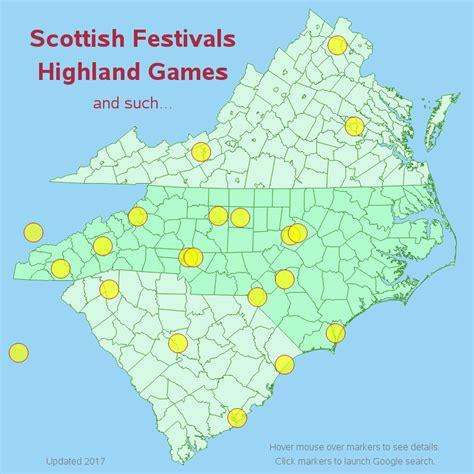 scottish festivals highland games