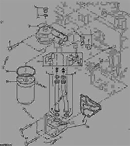 Oil Filter  Adapter  Oil Lines