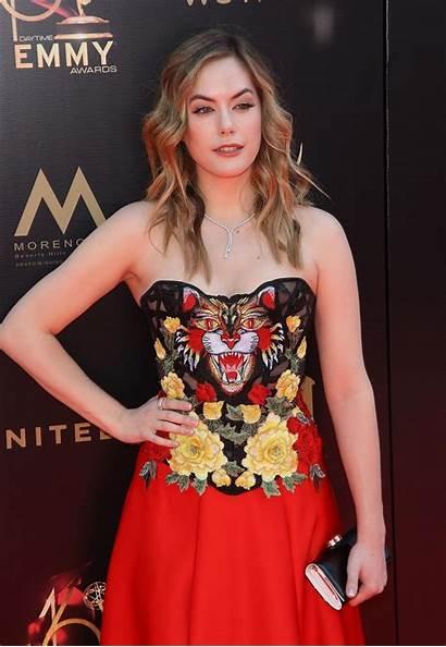 Noelle Annika Daytime Awards Emmy Annual Pasadena