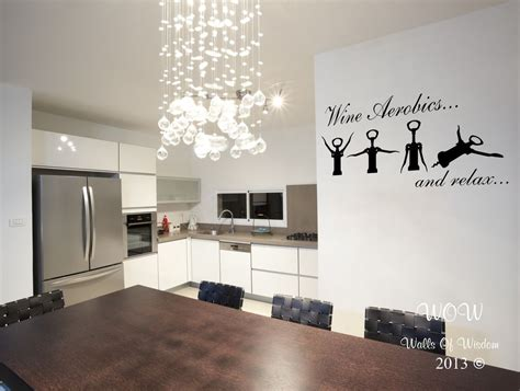 home decor wall wine wall sticker wall decal home
