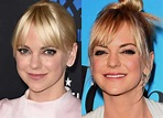 Anna Faris Plastic Surgery: Before and After, Nose Job ...