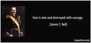 iz Quotes - Fam... James F Bell Quotes
