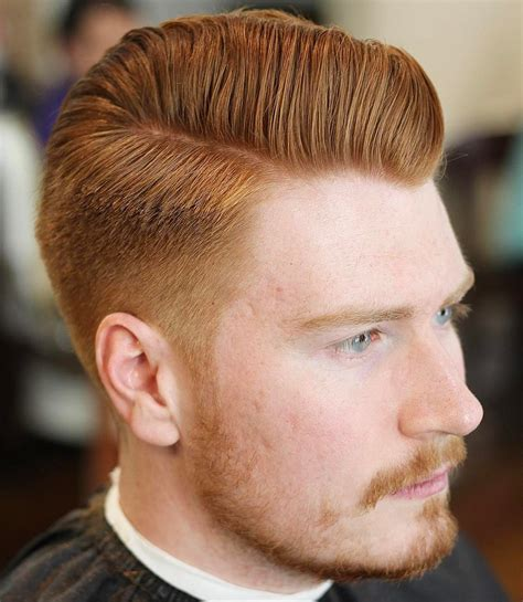 classic haircuts  men   jims ginger snaps
