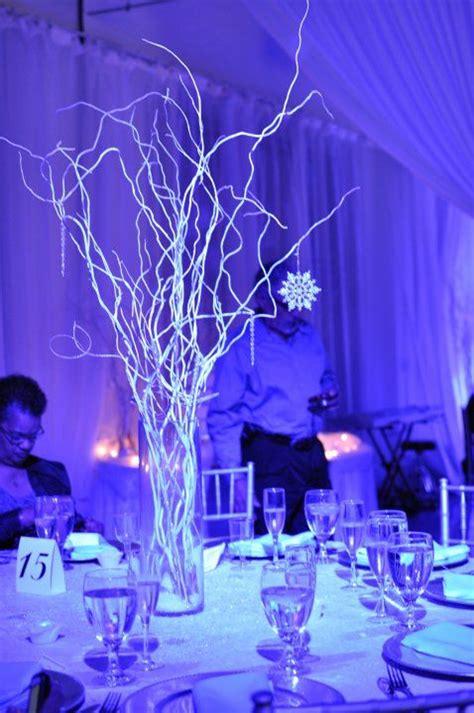 Winter Wonderland Themed Decor  Heaven Event Center