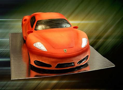 1000+ Images About Car Cakes On Pinterest