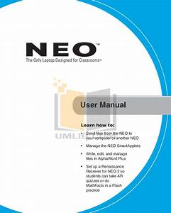 Download Free Pdf For Alphasmart Neo 2 Keyboard Manual