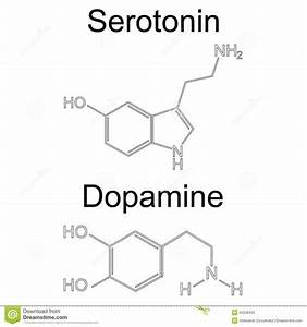 Serotonin tattoo, Chemical formula and For love on Pinterest