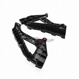 New 2pcs Front Headlight Bracket Pair For Car Universal