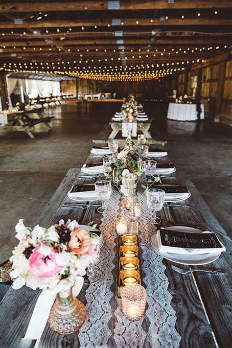 30 Beautiful Picnic Wedding Reception Ideas You Will Like