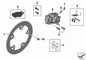 34218562163 - Set Of Brake Pads  Sintered Metal