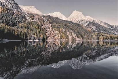 Landscape Lake Trees Mountain Change Pexels Nature