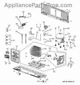 ge wr55x10806 main circuit board appliancepartsproscom With main circuit board