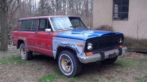 1979 jeep cherokee chief buy used 1979 jeep cherokee chief s in titusville new