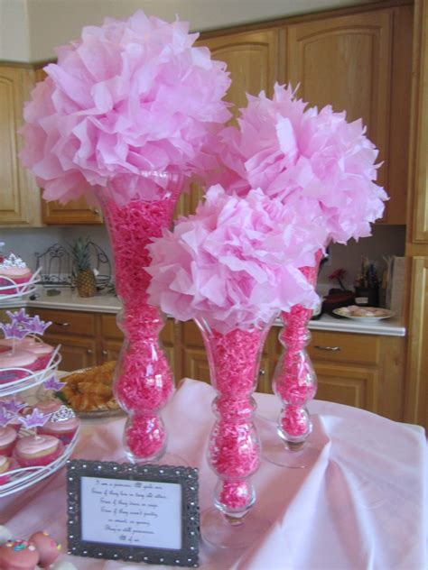 Princess Baby Shower Party Favors Ideas