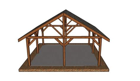 picnic shelter roof plans myoutdoorplans  woodworking plans  projects diy shed