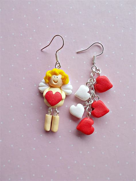 handmade polymer clay valentines day gifts