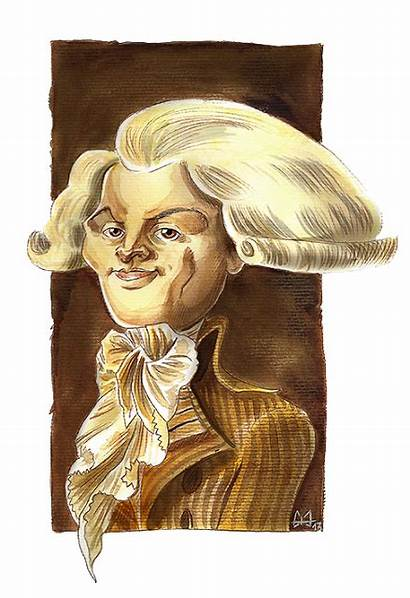 Robespierre Caricatures Revolution Caricature Rennes Zelda Nazaire