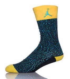 Jordan Retro Novelty Crew Socks