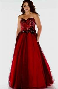 plus size red wedding dresses pluslookeu collection With red wedding dresses plus size