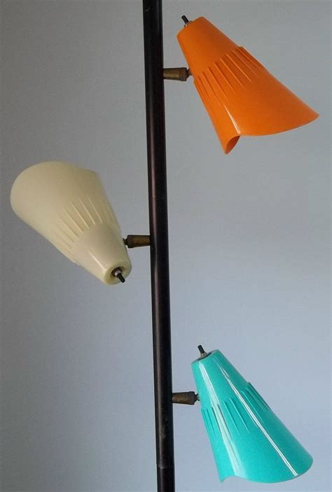 vintage tension pole l 522 best mid century modern lights and more images on