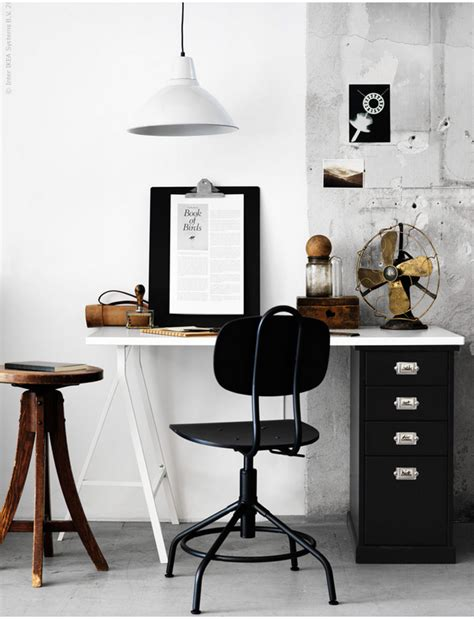 Ikea De Arbeitszimmer by New Industrial Vintage Style Office Chair At Ikea Shared