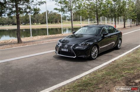 2017 Lexus Is 200t Sports Luxury Review (video